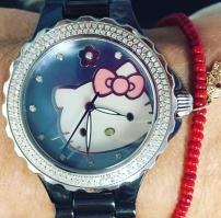 Marie Helene Morrow, Hello Kitty